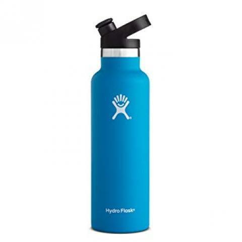 Hydro Flask 21 oz Standard Mouth w/ Sport Cap / Pacific: Amazon.fr: Sports et Loisirs