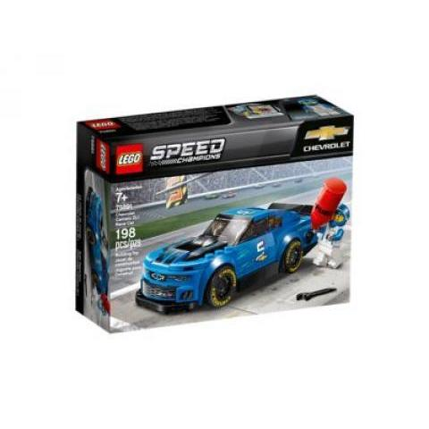 La voiture de course Chevrolet Camaro ZL1 - 75891 | Speed Champions | LEGO Shop
