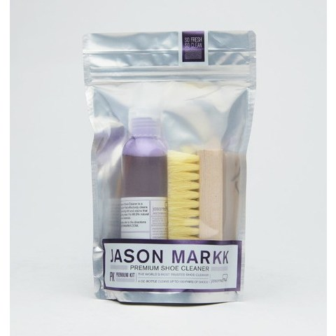 Jason Markk Premium Sneaker Cleaner Kit - 18 EUR at Six Feet Down by Caliroots - The Californian Twist of Lifestyle and Culture