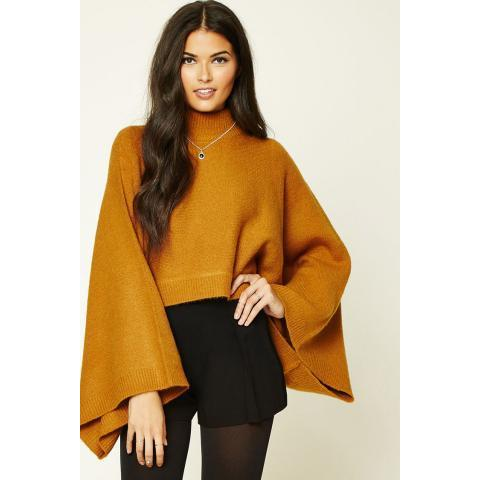 Contemporary Batwing Sweater | Forever 21 - 2000236535