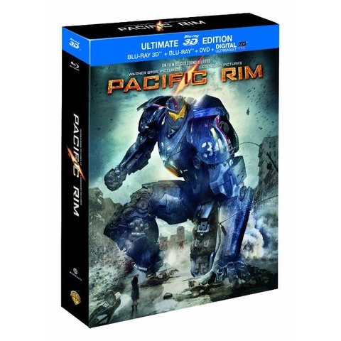 Amazon.fr - Pacific Rim - ULTIMATE EDITION DVD + BLU-RAY + BLU-RAY 3D [Ultimate Edition - Blu-ray 3D + Blu-ray + DVD + Copie digitale] - Charlie Hunnam, Idris Elba, Guillermo del Toro : DVD & Blu-ray