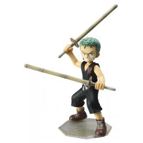 Figurine ONE PIECE Portrait of Pirate CB2 - Zoro: Amazon.fr: Jeux et Jouets