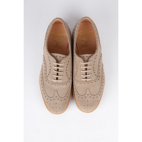 CHURCH'S - CHAUSSURES DOWNTON SUEDE | CENTRE COMMERCIAL