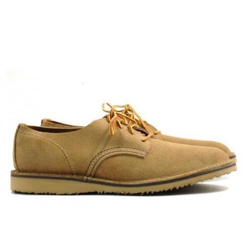 Red Wing Shoes Weekender Oxford Hawthorne / Novoid Plus