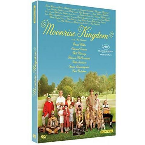 Moonrise Kingdom: Amazon.fr: Edward Norton, Bruce Willis, Bill Murray, Kara Hayward, Tilda Swinton, Frances McDormand, Jason Schwartzman, Jared Gilman, Harvey Keitel, Wes Anderson: DVD & Blu-ray