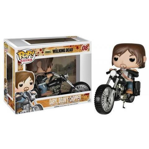 Pop! Rides: The Walking Dead - Daryl Dixon's Chopper | Funko