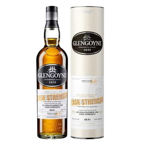 Glengoyne Cask Strength Single Malt Scotch Whisky Batch 007 - Our Collection - Glengoyne Single Malt Whisky Distillery Shop