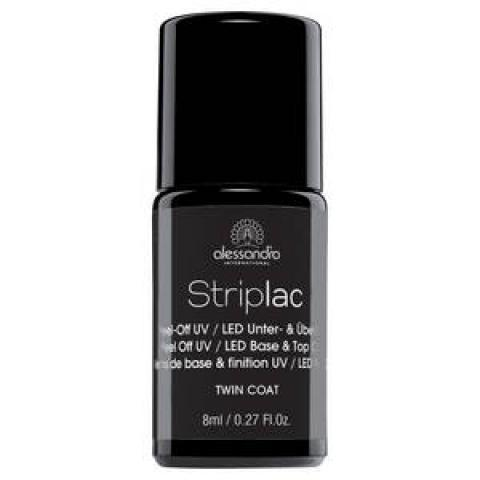 Striplac Twin Coat - Vernis de base et finition UV de Alessandro sur Sephora.fr