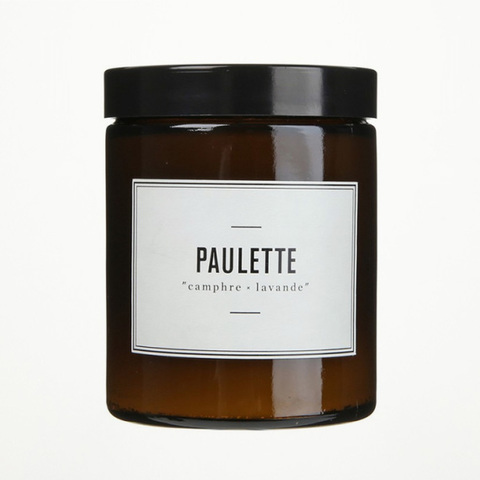Bougie PAULETTE | WE-SHOP.FR