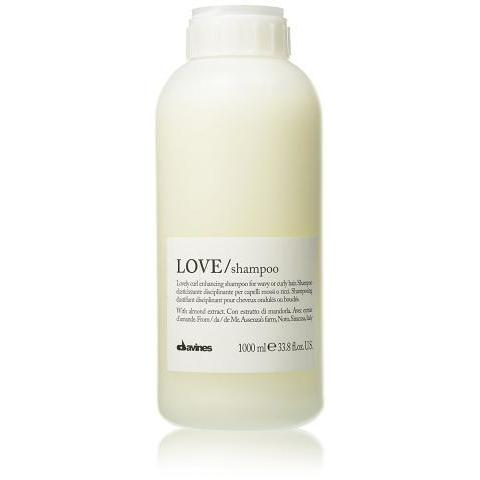 Davines Love Lovely Curl Enchancing Shampoo - For Wavy or Curly Hair (New Packaging) 1000ml: Amazon.fr: Beauté et Parfum