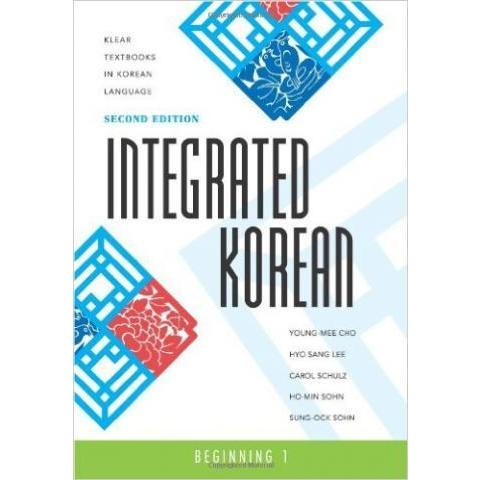 Integrated Korean: Beginning 1, 2nd Edition (Klear Textbooks in Korean Language): Young-Mee Cho, Hyo Sang Lee, Carol Schulz, Ho-Min Sohn, Sung-Ock Sohn: 9780824834401: Amazon.com: Books