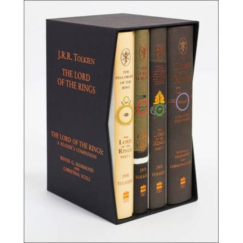 The Lord of the Rings Boxed Set : J. R. R. Tolkien : 9780007581146