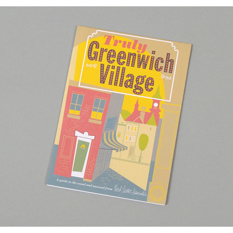 TRULY GREENWICH VILLAGE :: HICKOREE'S