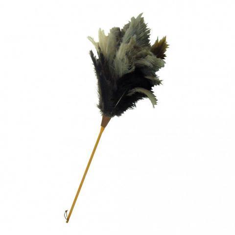 Ostrich Feather Duster - Home Accessories - The Conran Shop