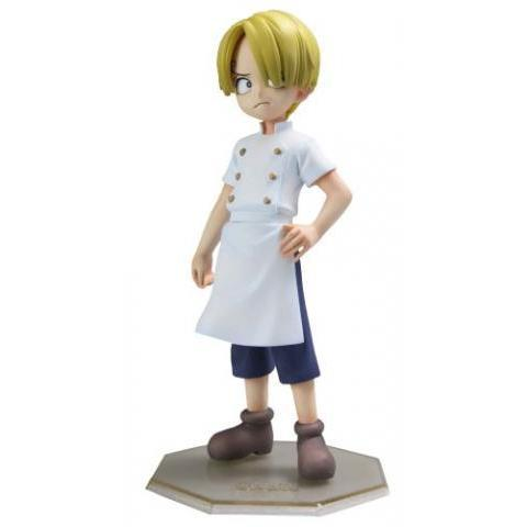 sanji portrait of pirates megahouse one piece: Amazon.fr: Jeux et Jouets