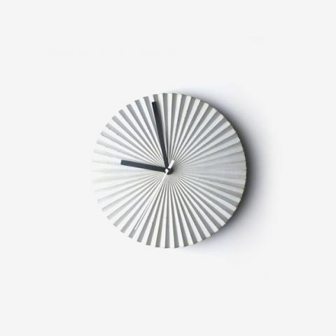Sunray Wall Clock by KORD - Fy