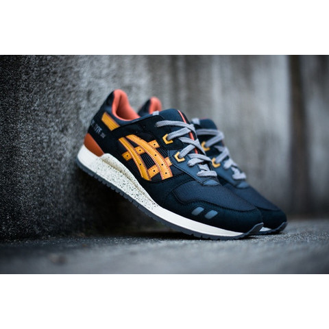 Baskets Asics Gel Lyte III Black / Tan | Hype & Style