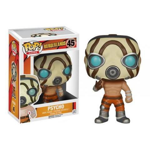 Pop! Games: Borderlands - Psycho | Funko