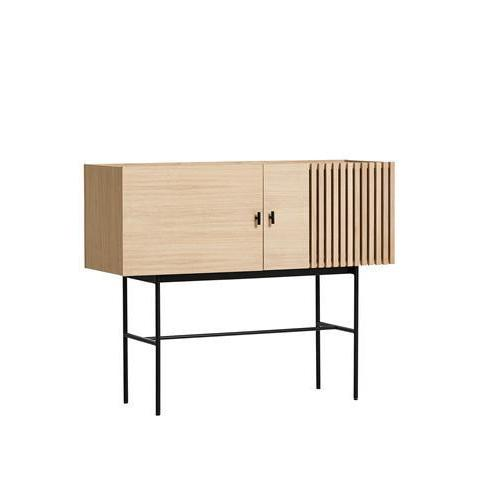 Array sideboard oak, 120 cm - Woud A/S