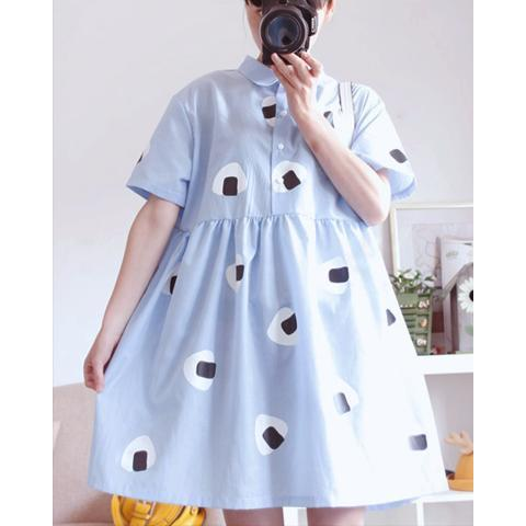 Onigiri Doll Dress