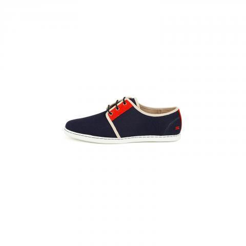 Uni Navy Red - equal-for-all.com | Marque de Chaussures Responsable