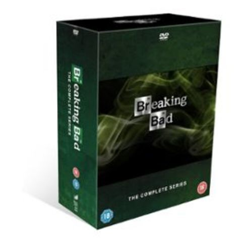 Breaking Bad The Complete Series - DVD Zone 2 - PriceMinister