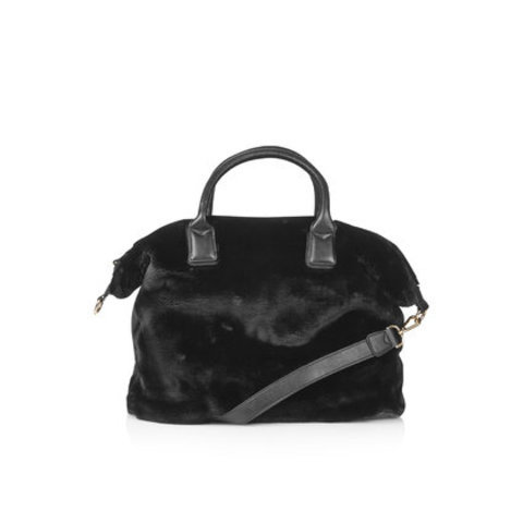 Faux Fur Holdall - Bags & Purses - Bags & Accessories - Topshop