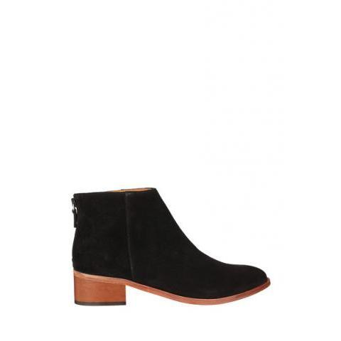Boots noires daim Savannah Anthology sur MonShowroom.com