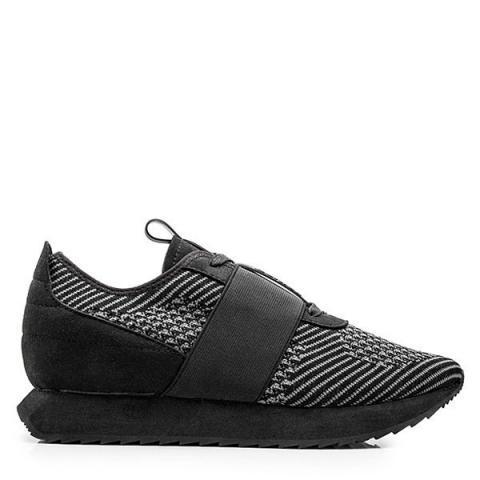 MENS RACER 117 | BLACK - Cortica Footwear®
