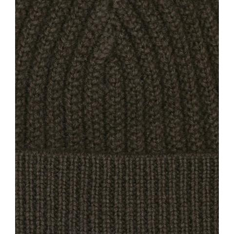 Overton  Ribbed Beanie Hat - REISS