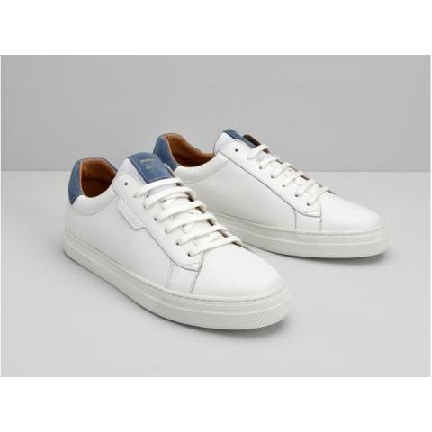 TENNIS SCHMOOVE SPARK CLAY MERIDA / SUEDE WHITE / JEANS