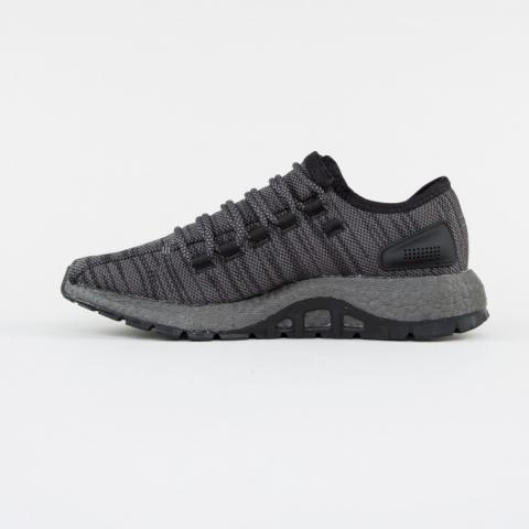 adidas PureBOOST All Terrain (Core Black/Dark Grey Heather Solid Grey/Trace Grey Metallic) - Consortium