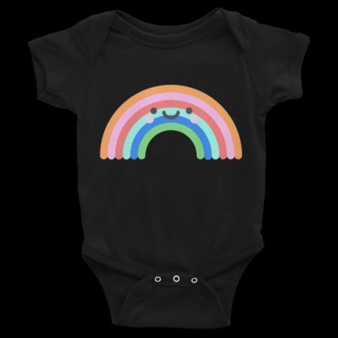 Kawaii Rainbow Baby Onesie | Babies & Kids – little cutees