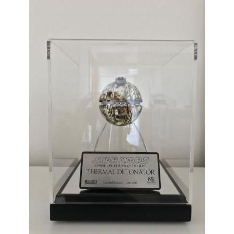 STAR WARS MASTER REPLICAS THERMAL DETONATOR LE #180/1000 | eBay