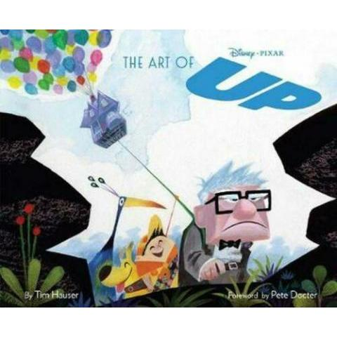 The Art of Up by Tim Hauser (English) Hardcover Book Free Shipping! 9780811866026 | eBay