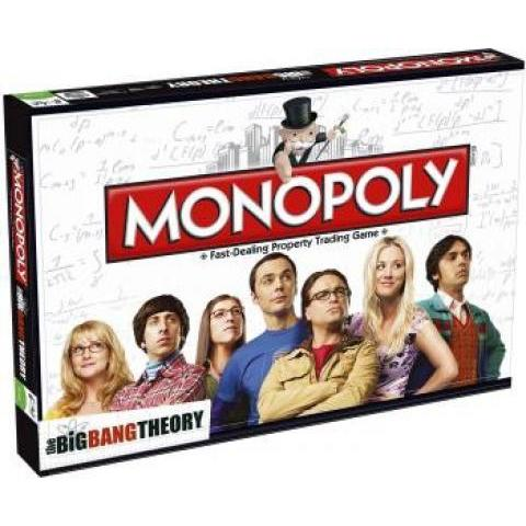 The Big Bang Theory Jeu de Société \