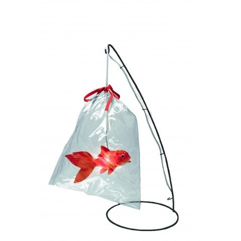 Lampe à poser Poisson d'avril