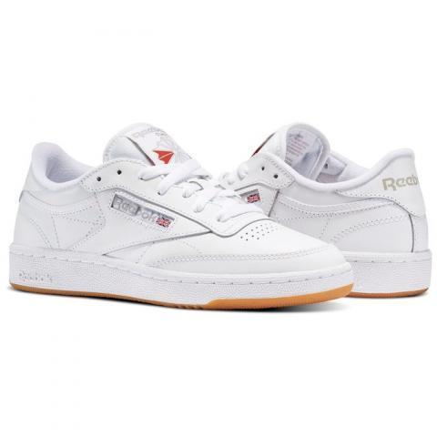 Baskets club c 85  blanc Reebok | La Redoute