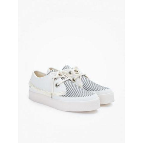 Chaussures mode Sonar Indian W - Ibiza/Canvas - Black/Dove - Armistice