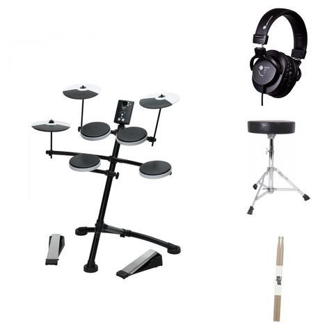ROLAND Td-1k - v-drums set bundle - full pack - Batteries electroniques - Batteries électroniques | Woodbrass.com