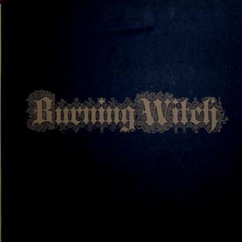 Burning Witch – Box Set – VINYL 4-LP + DVD
