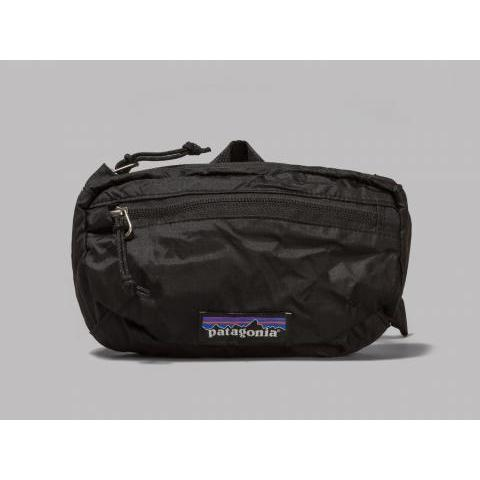 Patagonia Lightweight Travel Mini Hip Pack (Black) – Oi Polloi
