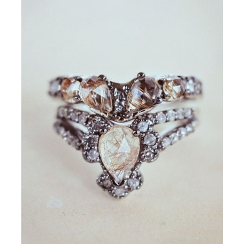 Very Goods | Immortalia by ManiaMania Ritual Solitaire Ring