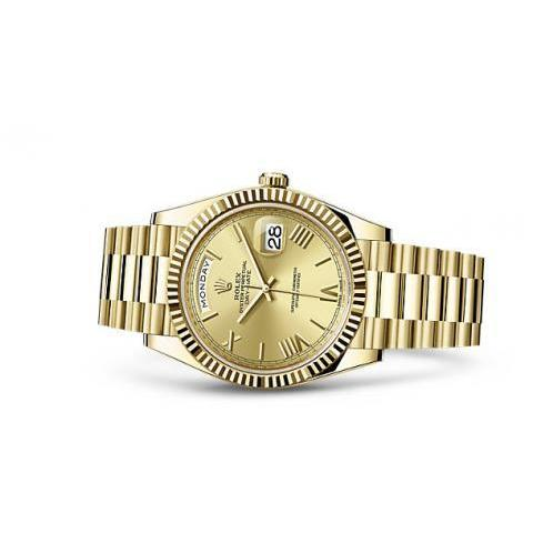 Montre Rolex Day-Date 40 : Or jaune 18 ct – 228238