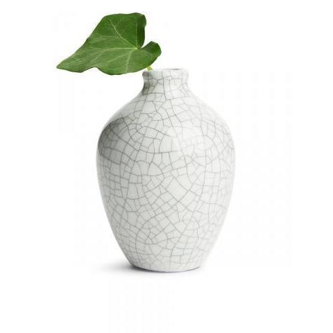 Extra Small Terracotta Vase - White - Home - ARKET FR