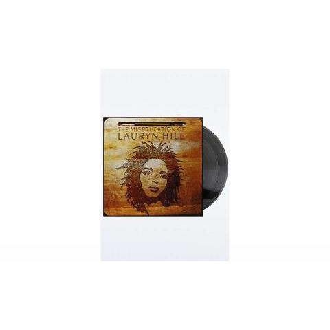 Disque vinyle Lauryn Hill : Miseducation Of Lauryn Hill - Urban Outfitters