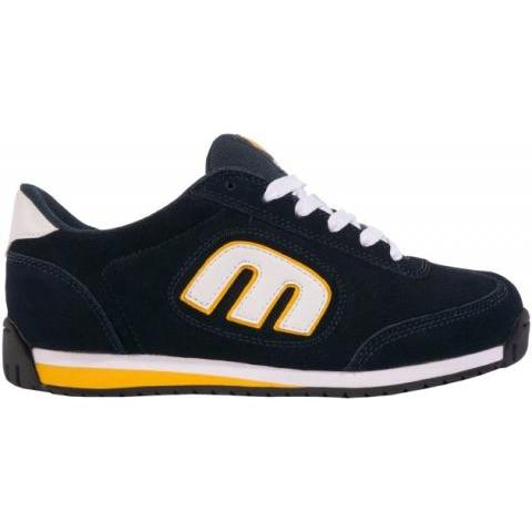 etnies Lo-Cut II LS SMU, Navy/Yellow/White / Shop / etnies - Action Sports Footwear and Apparel