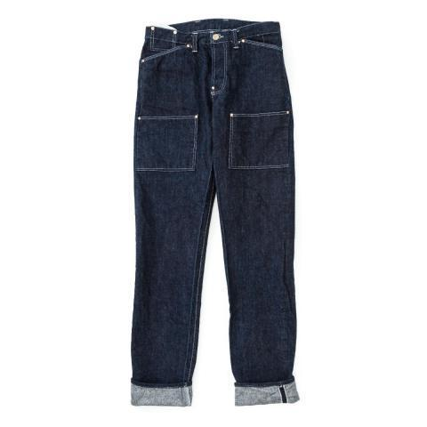 Tender Co Type 130 Tapered Passengers Pocket Jeans