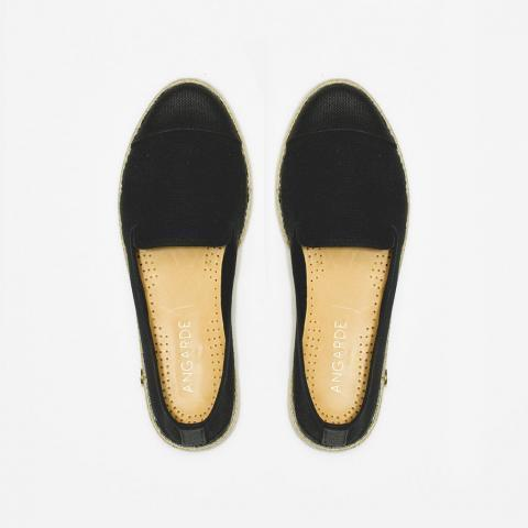 Slip-On Femme ANGARDE - inspiré de l'espadrille traditionnelle