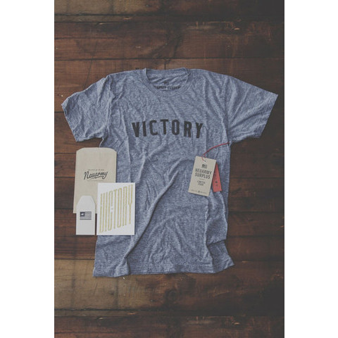 Neuarmy Surplus Co. — Limited Issue Victory Shirt